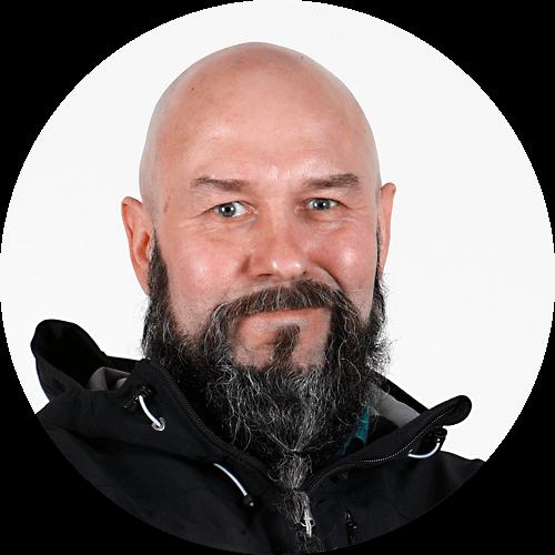 Neljän tuulen siivous ja rakennus - Stefan Lindström